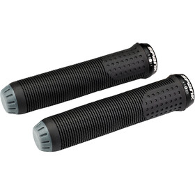 Spank Spike 30 Lock-On Handvaten, black/grey